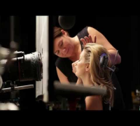Behind the Scenes with Kate Moss at the Lash Accelerator Mascara TV Ad Shoot | Rimmel London