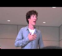 Benedict Cumberbatch 20130715 Narita