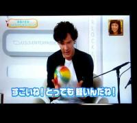 Benedict Cumberbatch ちちんぷいぷい 20130822