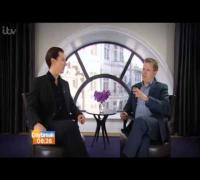 Benedict Cumberbatch - Daybreak 08/05/2013