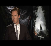 Benedict Cumberbatch Filmpro STID Press Junkets Outtakes