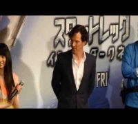Benedict Cumberbatch - Greetings from the stage 2013.7.16