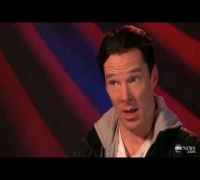 Benedict Cumberbatch Interview | ABC News