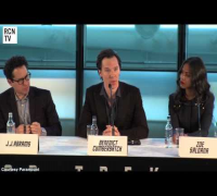 Benedict Cumberbatch Interview Star Trek Into Darkness Premiere