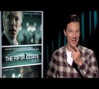 Benedict Cumberbatch Interview: THE FIFTH ESTATE