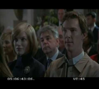 Benedict Cumberbatch - Last Enemy Outtakes