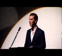 Benedict Cumberbatch - Letters Live - Alan Turing