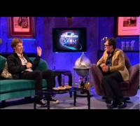 "Benedict Cumberbatch on Alan Carr -- ""Chatty Man"" (24.01.2011)"