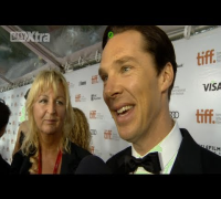 Benedict Cumberbatch on officiating gay wedding