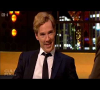 Benedict Cumberbatch on The Jonathan Ross Show 2011
