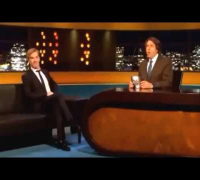 Benedict Cumberbatch on the Jonathan Ross Show