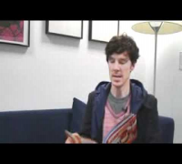 Benedict Cumberbatch reading a fairtytale