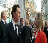 Benedict Cumberbatch - STID World Premiere Red Carpet - Various Interviews