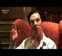 Benedict Cumberbatch talks 'Sherlock'
