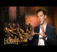 Benedict Cumberbatch talks Smaug with TheOneRing.net