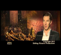 Benedict Cumberbatch - The Hobbit: The Desolation of Smaug