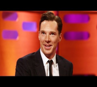 Benedict Cumberbatch's 'Being Han Solo' Fantasy - The Graham Norton Show: Series 14 - BBC One