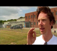 Benedict Cumberbatch's Lap - Behind the Scenes - Top Gear Series 20