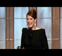Best Actress - Mini-Series or TV Movie: Julianne Moore - Golden Globe Awards