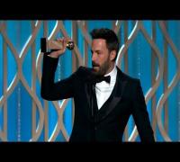 Best Director - Motion Picture: Ben Affleck - Golden Globe Awards