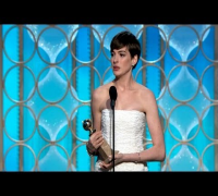 Best Supporting Actress - Motion Picture: Anne Hathaway - Golden Globe Awards