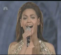 Beyonce - Ave Maria - NYC