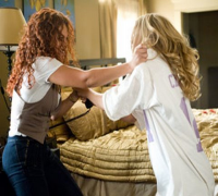 Beyoncé Knowles and Ali Larter in OBSESSED - in theaters 4/24