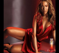 Beyonce Knowles Arm and Leg Workout