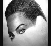 Beyoncé Knowles Drawing