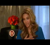 Beyoncé Knowles on ET (part 1/2)