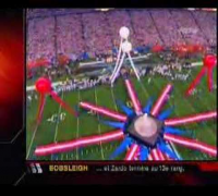 Beyonce Knowles-The Star Spangled Banner Live At The Superbo