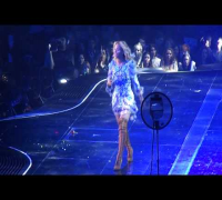 beyonce - paul walker tribute - i will always love you / halo - staples center LA 12/3/2013