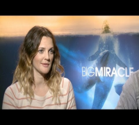 'Big Miracle' Drew Barrymore and John Krasinski Interview HD