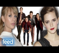 Big Time Rush Over? Taylor Swift New Album Details, Rocky Lynch Hits Us Up - Clevver Feed