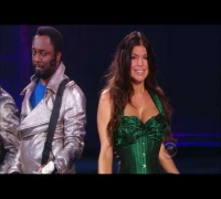 Black Eyed Peas,HD,   Meet Me Halfway, Victoria's Secret ,Fashion Show 2009, Live ,HD 1080p)