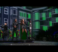 Black Eyed Peas on Victoria's Secret Fashion Show 2009.wmv