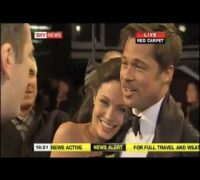 Brad Pitt and Angelina Jolie - Sex On Fire