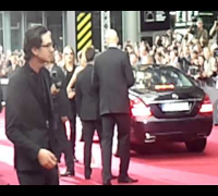 Brad Pitt and Angelina Jolie World War Z Premier Berlin 4.06.13
