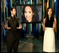 Brad Pitt & Angelina Jolie E News 12 12-2006
