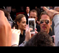 Brad Pitt & Angelina Jolie Paris Avant Premiere World War Z lundi 3 juin 2013