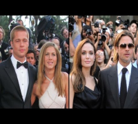 Brad Pitt on Angelina Jolie Relationship & Jennifer Aniston Divorce