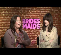 Bridesmaids - Rose Byrne and Melissa McCarthy