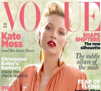 British Vogue Kate Moss Cover Inspired Makeup Tutorial