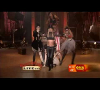 Britney Spears-Circus (LIVE GMA) avi