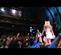 Britney Spears, Madonna , Christina Aguilera  Missy Elliot Live  VMA 2003