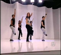 Britney Spears-Oops!...I Did It Again - Choreography