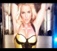 Britney Spears Work Bitch Music Video - First Look!