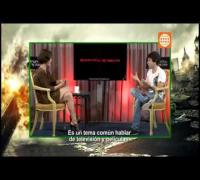 Bruno Pinasco Entrevista :Milla Jovovich sobre Resident Evil 5 :Venganza