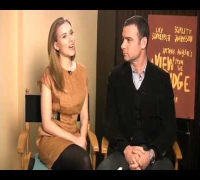 BWW TV: Scarlett Johansson & Liev Schreiber Talk A VIEW FROM THE BRIDGE!