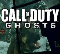 Call of Duty: Ghosts - Riot Shield vs. Guard Dog Killstreak! (COD: Ghost Multiplayer Funny Gameplay)